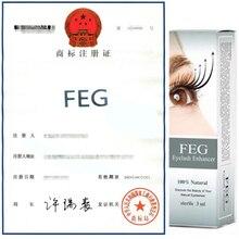 FEG Authentic Eyelash Enhancer Wimper Serum Lashes Lamination For Eyelashes Growth Lifting Eye