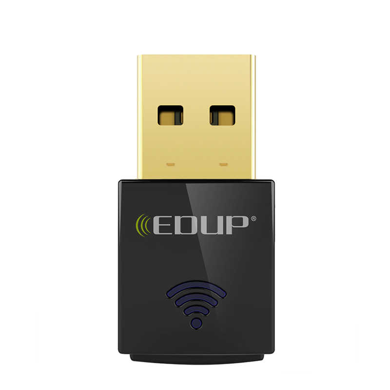 EDUP USB WIFI Adapter 300Mbps 802.11n Wi-fi Receiver USB Ethernet Adaptor Jaringan Kartu Windows Mac untuk Notebook Desktop PC
