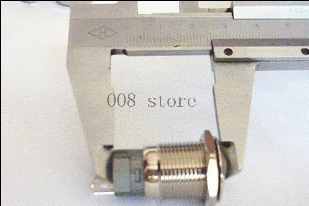 Interruptor de botão de controle de acesso