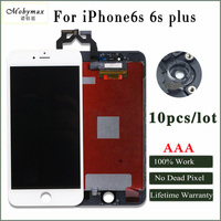 Mobymax 10pcs Ecran For IPhone6s 6s Plus LCD Display Touch Glass Screen Digitizer Assembly Replacement Factory