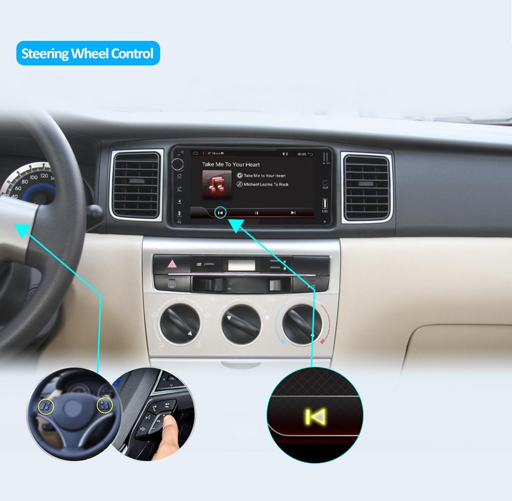 coche dvd Android corolla
