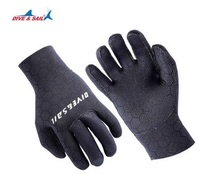 3MM Neoprene Surfing Sail Keep Warm Diving Equipment Outdoor Sport Scuba Gloves Swimming Snorkeling Spearfishing Surfing Gloves