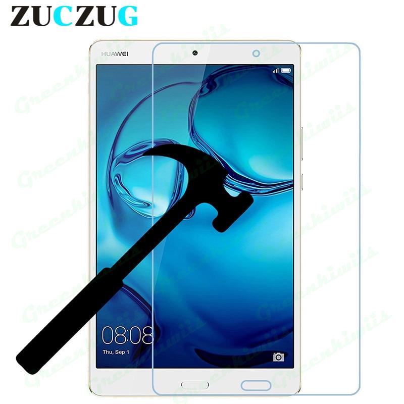 """Skaidrus nuo sprogimo grūdintas stiklas """"Huawei MediaPad M3"""" 8,4 colių ekrano apsaugai """"Huawei MediaPad M3"""" 8,4 stiklas"""
