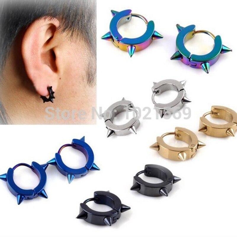 gothic earrings for mens mens earrings for stud men online