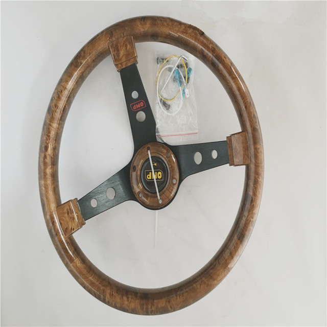 14inch universal omp ABS CAR steering wheel
