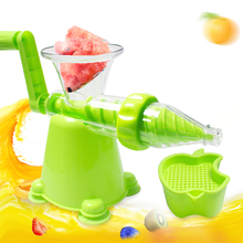 Multifuctional Manual Juicer Household Mini Fried Vegetable Juice Machine 100% Original For Child Healthy Life