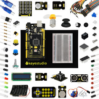 Free Shipping Keyes Android Smart Home Kit Funduino UNOR3 8 Kinds Of Application Mode Electronic Kit