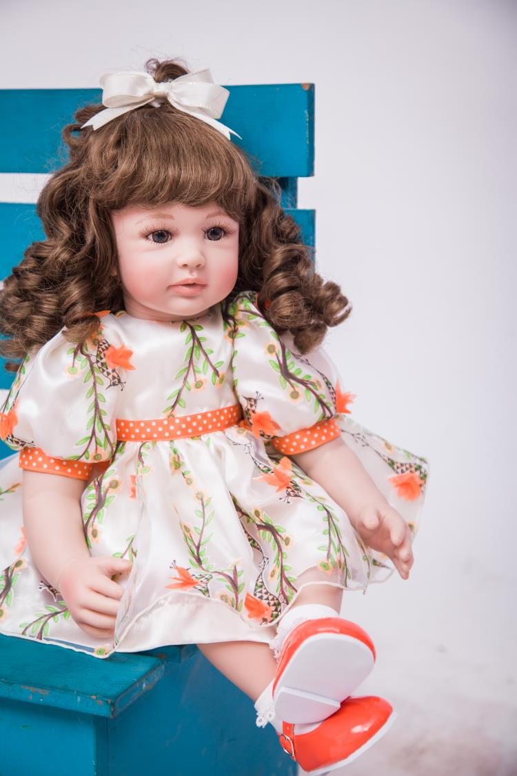 Pursue 24/60 cm bebe reborn realista Silicone Baby Dolls for Sale Reborn Baby Toddler Dolls Toys for Children Girls Gift Doll pursue 22 55 cm bebe reborn silicone baby dolls toys for children girls house playmate baby alive soft toys best gift for girls