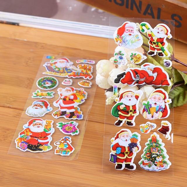 3d cartoon minions christmas wall stickers kids toys stickers teacher gift reward birthday gift wedding decoration - Minions Christmas Tree