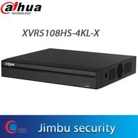Dahua XVR XVR5108HS 4KL X 4K H.265 / H.264 IVS Smart Search up to 5MP Supports HDCVI/AHD/TVI/CVBS/IP video inputs PSP DVR