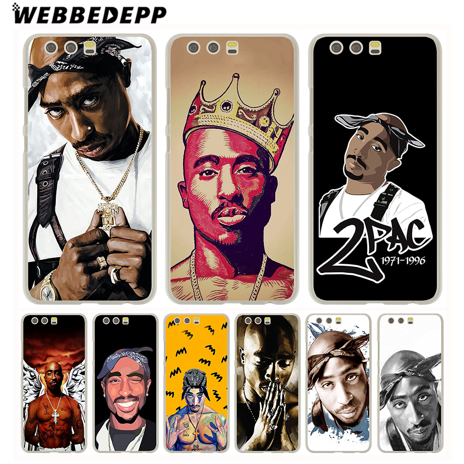 Adaptable Webbedepp 2pac Tupac Shakur Phone Case For Huawei P20 Pro P Smart 2019 Y7 Y9 2019 P10 P9 Lite 2016/2017 P8 Lite 2015/2017 Cover Cellphones & Telecommunications