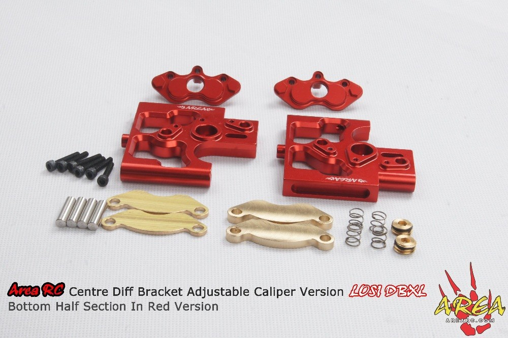 цены Area RC centre diff bracket for LOSI DBXL (lower bracket)