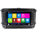 7 INCH 2 DIN Car DVD GPS Radio Player for Volkswagen VW golf golf 5 6 touran passat jetta polo tiguan 2din DVD Navigation USB FM