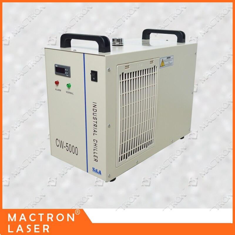 Refroidisseur d'eau de découpeuse de Laser de 110 V, 60Hz CW5000DG