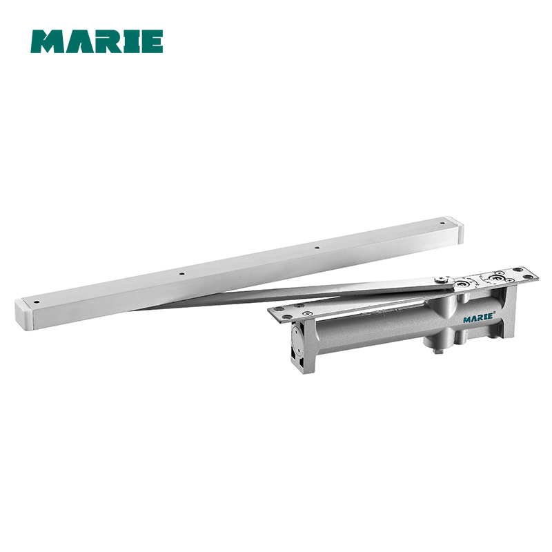 6303 Marie buffer door closer Home hydraulic door spring automatically close the artifact 90 degrees positioning 40KG-65kg 45 65kg automatic heavy duty fire rated door closer 90 degrees door closer spring automatic door closer for home & garden