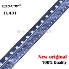 100PCS TL431A SOT 23 TL431 SOT 431 SOT SMD new and original