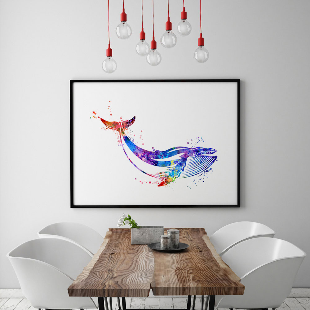 Whale Wall Art online buy wholesale whale wall art from china whale wall art