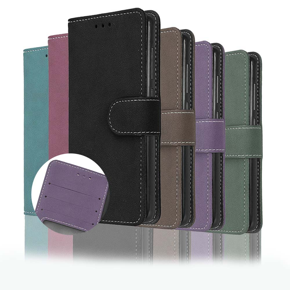 Flip Case Bags For Lenovo A6600 Case Cover for Lenovo A6800 <font><b>6600</b></font> Cases Capas Flip Case PU Leather Coque With Card Slots Holder image