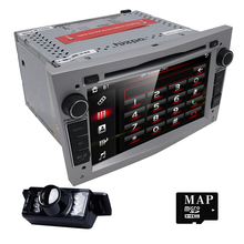 2 DIN dvd-стерео для Vauxhall Opel Astra H G Vectra Антара Zafira Corsa DVD GPS Navi Радио 2 цвета руль RDS ТВ Cam