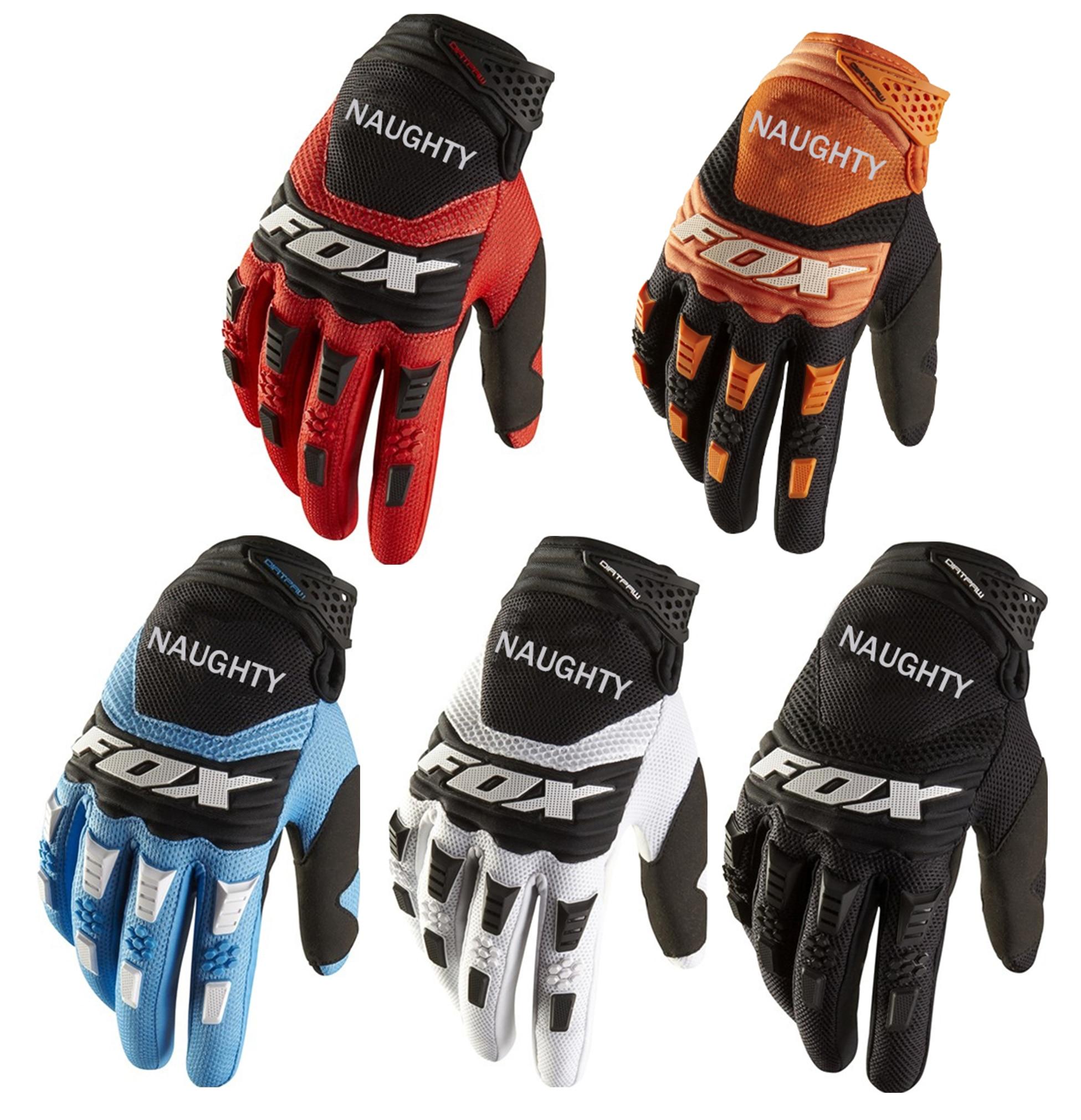 Hi-Vis Leather Motorbike Motorcycle Biker Gloves CE Knuckle Armour Texpeed