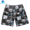 GL Brand Summer Quick Drying Mens Beach Shorts Casual Short Loose Man Board Wear Plus Size High Quality Male Swimwear Shorts