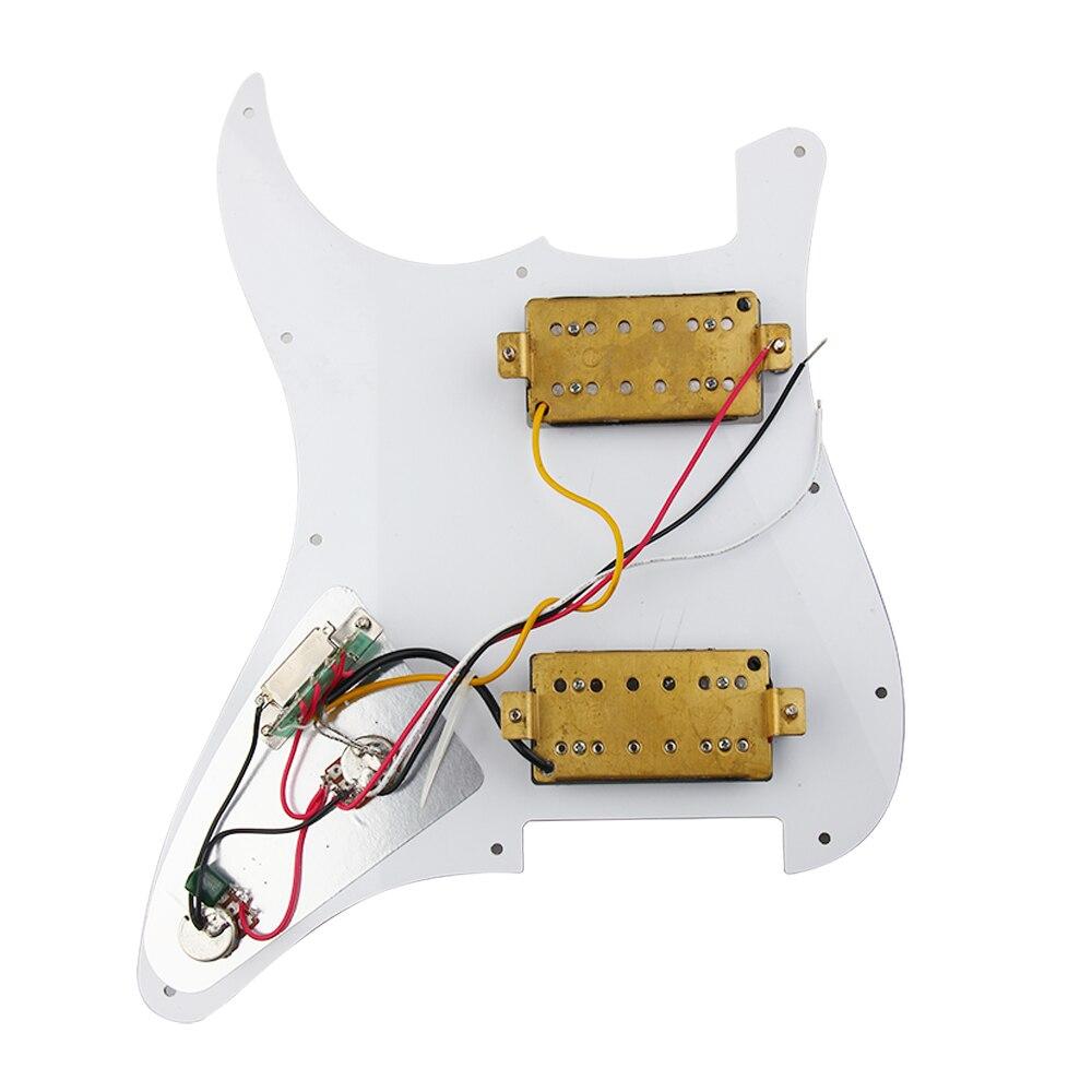 Guitar Control Knobs 1-Volume 2-Tone For Strat Fender Stratocaster Black Gut DE