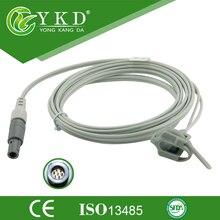 BCI Autocorr Mini Torr Neonate Silicon Wrap  blood pressure pulse sensor,7pins