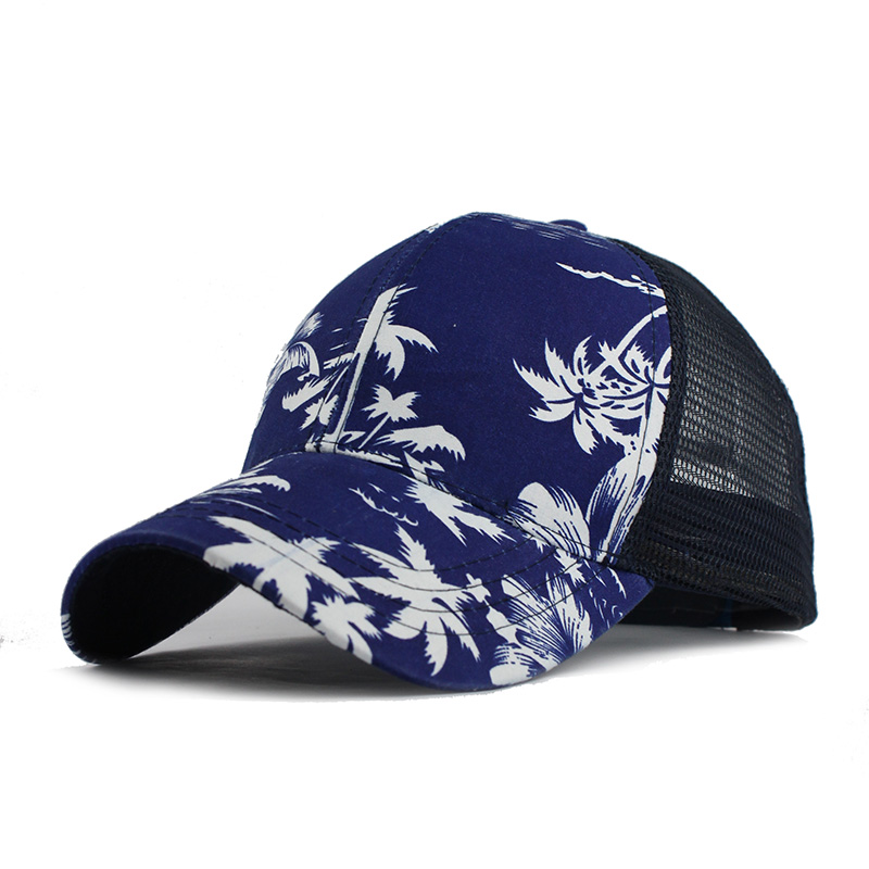 FLB-Wholesale-2015-New-Summer-Fitted-Baseball-Caps-For-Men-Snapback-Caps-Women-Mesh-Tree-Leaf-Breathable-Casual-Letters-Hats-1