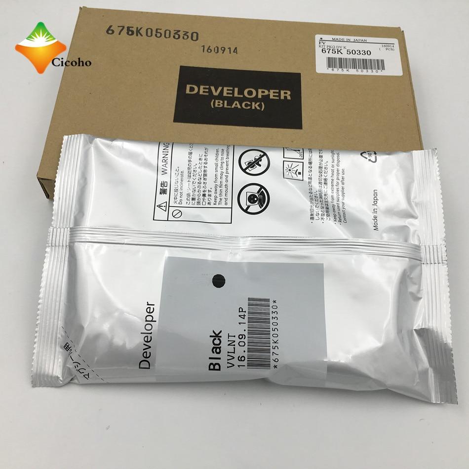 DC7000 Original developer 675k 50330 for Xerox DocuCentre 6000 7000 6080 7080 dc6000 developer 100% Genuine developer for fuji xerox workcentre7545 for fujixerox 006r01516 for xerox workcentre 7835 brand new counter developer