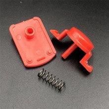 Красные заглушки весенние запасные части для наживки ракеты ударные spod рыболовные снасти питогенные приманки устройства доставки всплывающие spod бомба