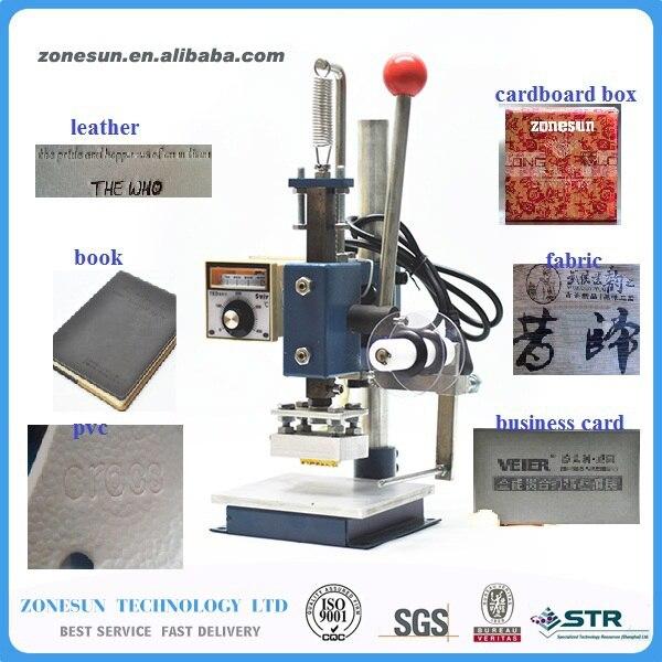10cm x 13cm Guaranteed Manual Hot Foil Stamping Tipper Bronzing font b Machine b font Golden