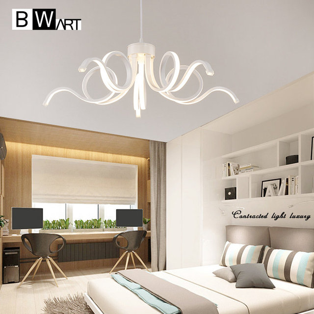 BWART Modern Led Ceiling chandelier Lighting Novelty Lustre suspension Chandelier for Bedroom Living Room luminaria Indoor.jpg 640x640 5 Inspirant Suspension Salon Moderne Sjd8
