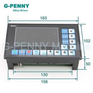 Image 5 - Ücretsiz kargo! CNC 3 eksen 4 eksenli DDCSV2.1 off line denetleyici 500KHz kapalı hat kontrol kartı CNC Router gravür makinesi