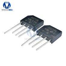 5 шт высокое Температура пайки KBL410 1000 V 4A диодный мост выпрямителя одно фазный мост выпрямитель KBL-410 Diy Электронный