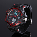 Men watch waterproof digital sports clock famous brand EPOZZ
