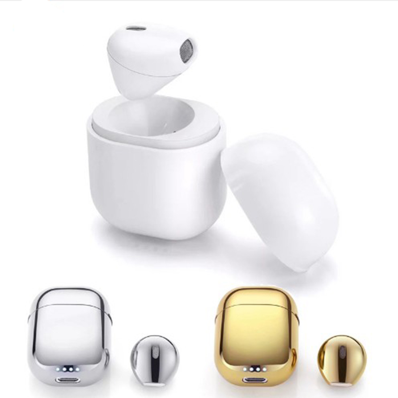Best Selling Mini Bluetooth Earphones Twins Earpiece Amplifier Headset With Charging Box Headphone For Cellphone iphone xiaomi zealot bluetooth adapter splitter headphone amplifier compare headphone for cellphone helmet headset gaming unicorn headband