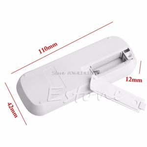 Image 5 - Wireless 1/2/3/ Channel ON/OFF Lamp Remote Control Switch Receiver Transmitter  Drop Shipping