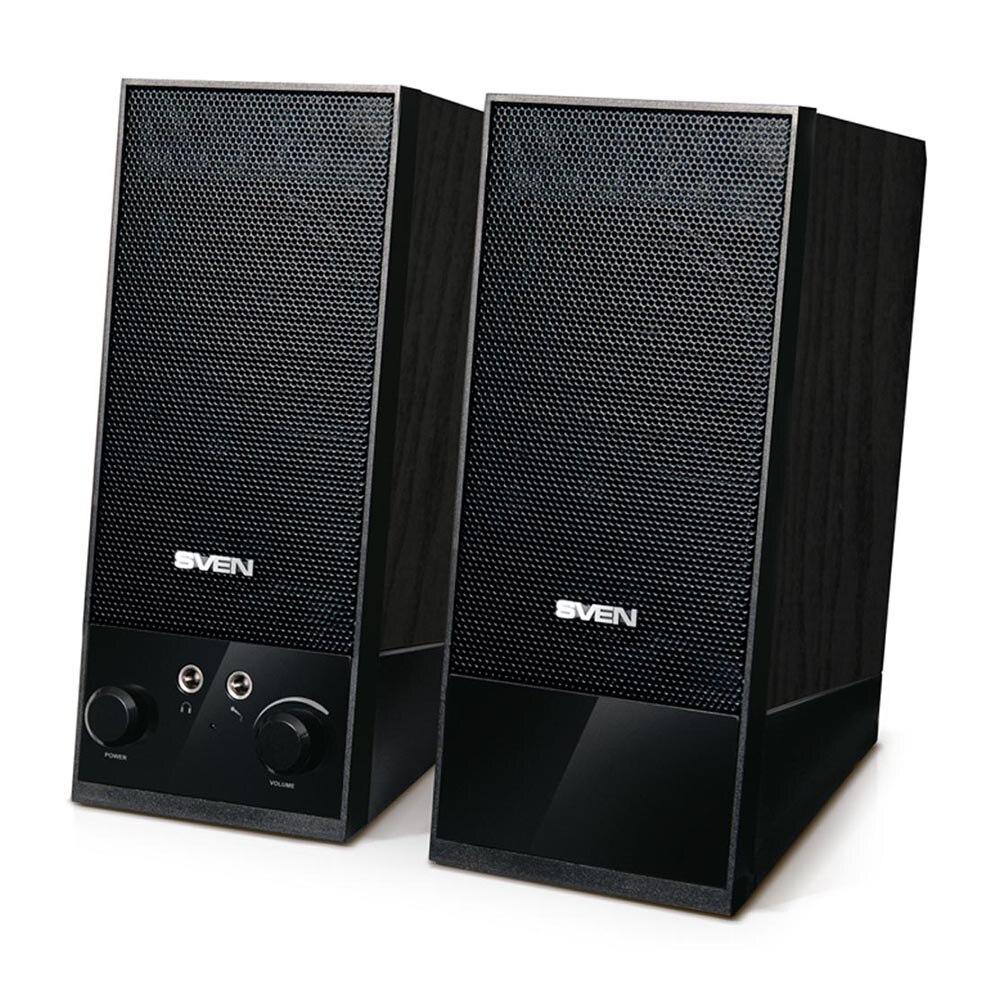 Consumer Electronics Portable Audio & Video Speakers SVEN SV-0120604BK