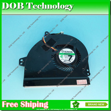 Ноутбук процессора вентилятор охлаждения для ASUS X501A вентилятор процессора EF75070S1-C000-S99 4 pin KSB0705HB CA1B