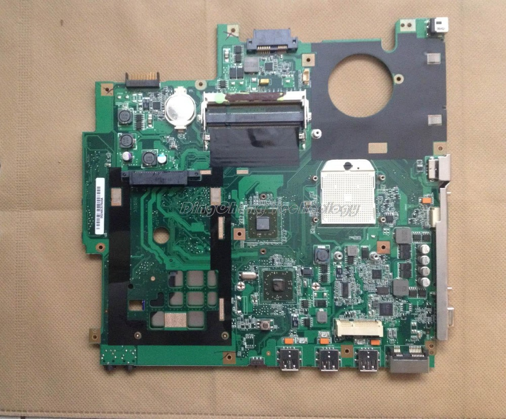 Подробнее о Original laptop Motherboard For Asus X50Z F5Z mainboard for AMD cpu with integrated graphics card 100% tested fully laptop motherboard for asus s301la with sr170 i3 cpu on board ddr3 mainboard fully tested 100