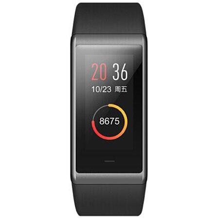 Original Xiaomi AMAZÔNIA Cr Smartband Internacional Versão Bluetooth 4.1 IPS Tela Colorida 50 metros Freqüência Cardíaca À Prova D' Água