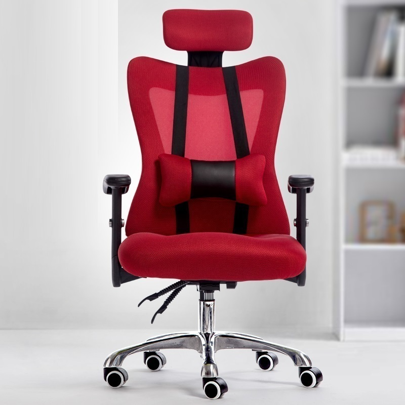 WB# 3505 Christie's computer home office ergonomic swivel seat lifting cloth boss chair wb 3365 auman computer home office cloth seat staff boss lunch gaming chair