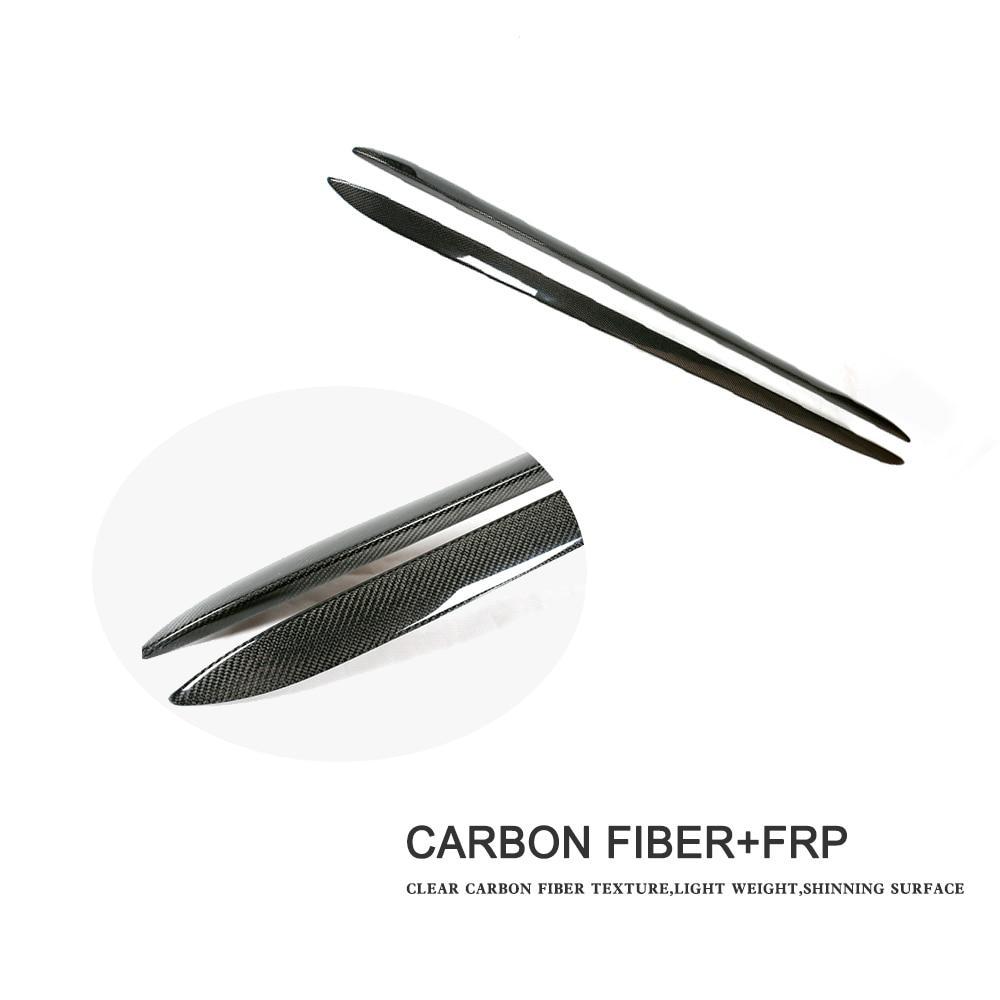 въглеродни влакна авто странична - Авточасти - Снимка 2