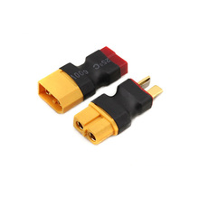 1PC XT60 Male/Female To Plug T Female/Male Connector plug RC Car Plane Quadcopter Helicopter Lipo Battery ESC RC parts