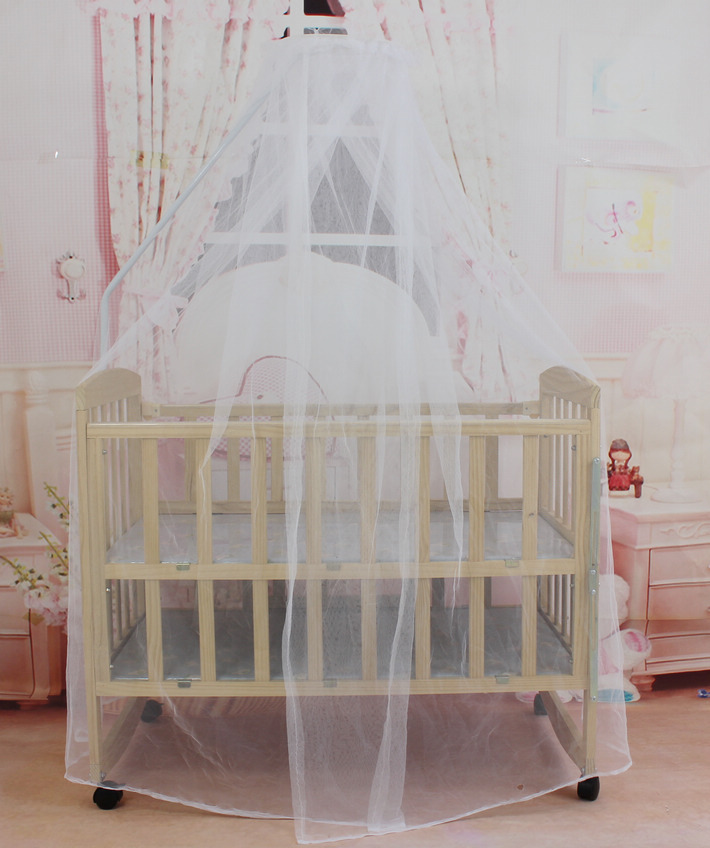 Online get cheap mosquito net stand for Baby crib net