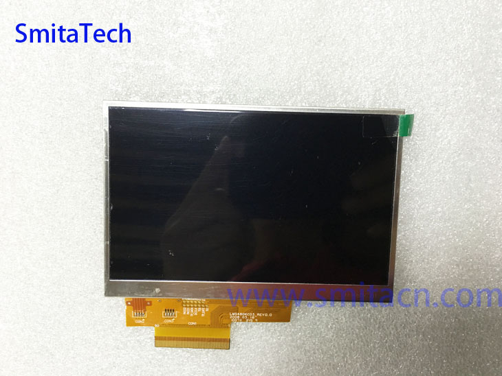 4.8 inch TFT LCD Screen LMS480KC03_REV0.0 display panel 11 0 inch lcd display screen panel lq110y3dg01 800 480
