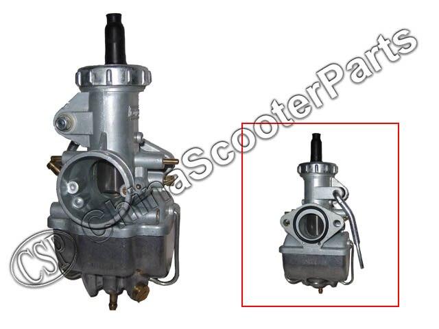 24MM Carburetor For Honda CB100 CL100 XL100 SL100 CB125 CL125 SL125 CD125 CT125 TL125 TRX125 XL