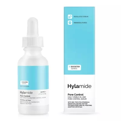 Hylamide Pore Control daily visible oil and pore control serum цена