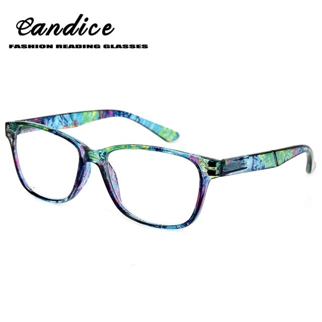 fc3c0e81d9c Fashion Reading Glasses for Men and Women spring hinge rectangular frames  Quality colorful eyeglasses 0.5 0.75