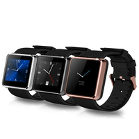 IP68 Waterproof Bluetooth Smart Watch F1 Sync Call SMS Anti Lost Wristwatch With Camera For IOS